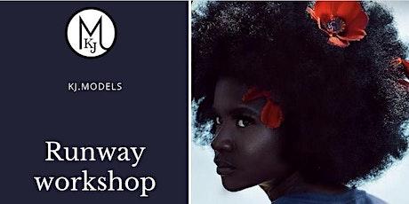 KJ.Models Runway Workshop tickets