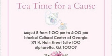 Annual Tea Time for a Cause tickets