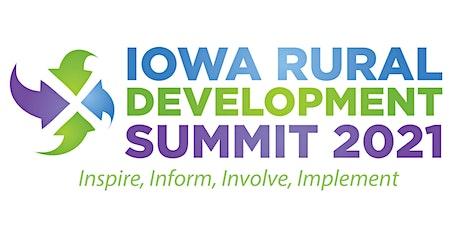 2021 Iowa Rural Development Summit (Council Members) tickets