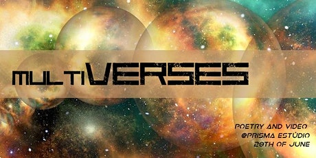 multiVERSES 00 - Poetry and Video tickets