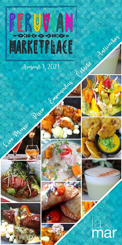 Peruvian Market Day: Pisco Edition image