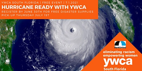 2021 Hurricane Ready with YWCA - Miami Location tickets