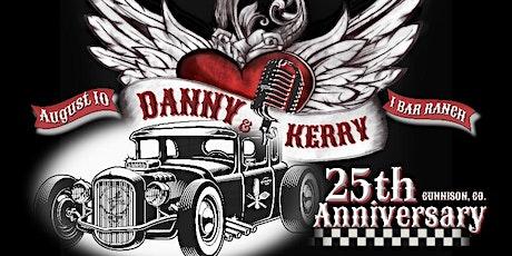 Danny & Kerry's 25th Wedding Anniversary Bash tickets