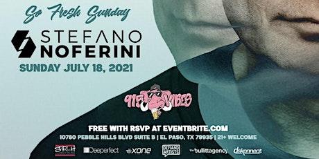 SoFresh Sunday w/ STEFANO NOFERINI | Sun.Aug.8th tickets