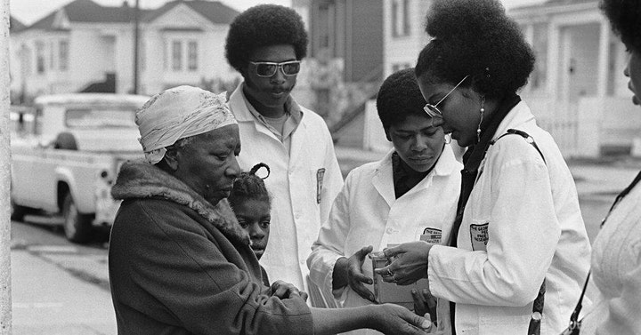 Black Panther Party Legacy City Tour image