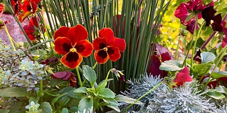 Festive Fall Containers tickets