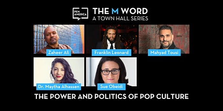 M Word Town Hall: The Power and Politics of Pop Culture tickets