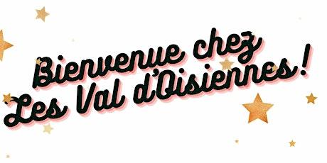 Viens découvrir #LesValdOisiennes...en ligne ! billets