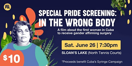 Pride Film Screening: In the Wrong Body tickets