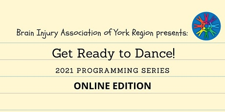 Get Ready to Dance! - 2021 BIAYR Programming Series tickets
