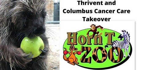 Thrivent and Columbus Cancer Care Zoo Takeover tickets