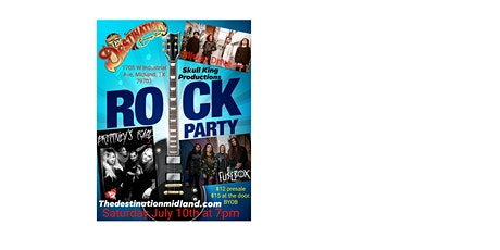 Rock Party tickets