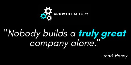 Growth Factory Founder Social tickets