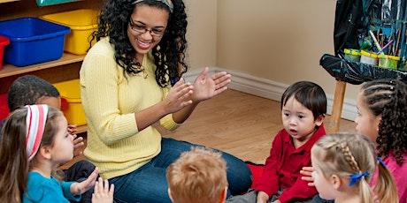 The Parent-Child Mother Goose Program® tickets