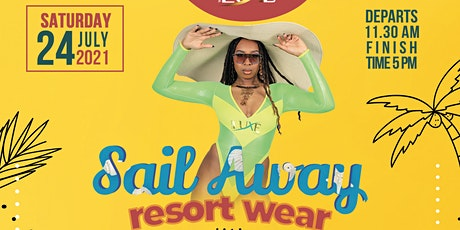 Sail Away - Summer Boat Ride Fete 2021 tickets
