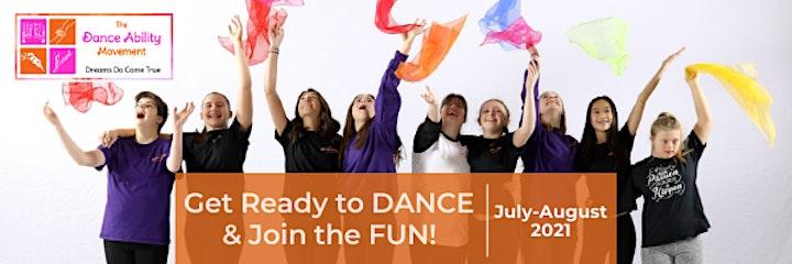 Get Ready to Dance! - 2021 BIAYR Programming Series image
