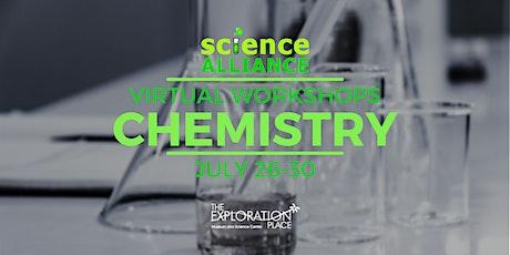 Chemistry Week - Virtual Science Alliance  Workshops tickets