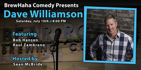 Brewhaha Comedy Presents Dave Williamson tickets