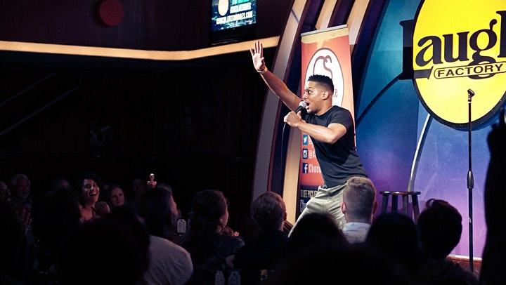 Chocolate Sundaes Comedy @ The Laugh Factory Hollywood - GUEST LIST image