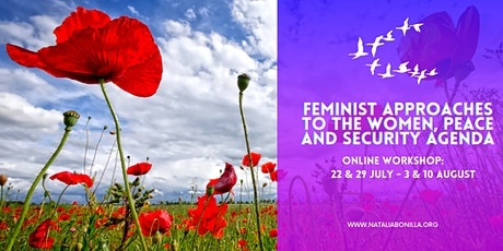 Online Workshop: Feminist Approaches to the Women, Peace & Security Agenda tickets