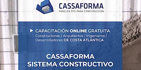 CASSAFORMA SISTEMA CONSTRUCTIVO entradas