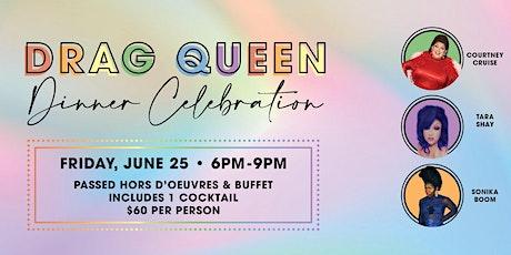 Drag Queen Dinner at Desi Vega's Steakhouse - Northshore tickets
