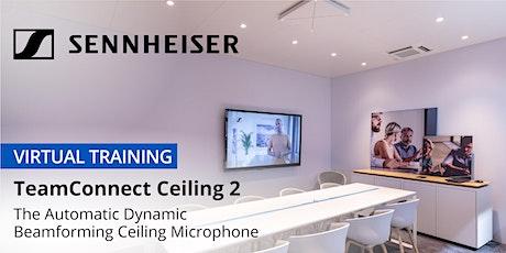 Sennheiser TeamConnect Ceiling 2 - Virtual Training tickets