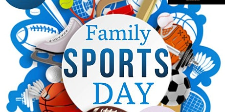 Family Sports Day tickets