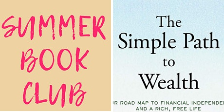 WoCC Simple Path to Wealth Book Club tickets