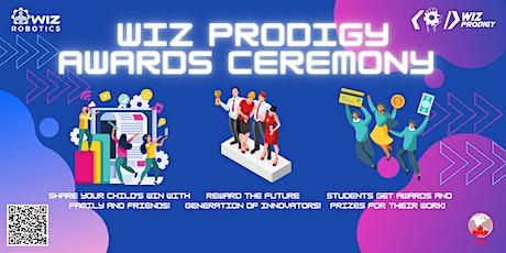 Wizprodigy Awards Ceremony tickets
