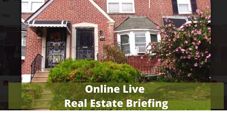 NYC Real Estate Investors Introductory Briefing tickets