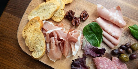 $25 Bottle of Wine & Cheese and Charcuterie Board tickets