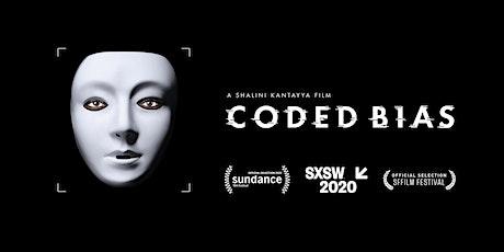 Coded Bias + Q&A (Screening Series 2021) tickets