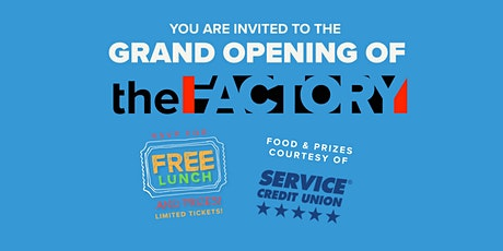 The Factory on Willow Ribbon Cutting  & Food Truck Festival tickets