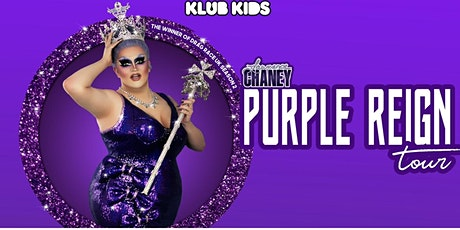 Klub Kids Glasgow presents The Lawrence Chaney Show (ages 14+) tickets