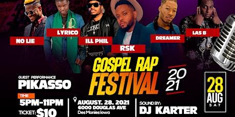 Rap Gospel Concert tickets