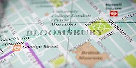 Guided Walk: Wonderful Women of North Bloomsbury tickets