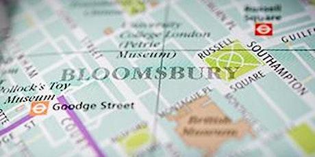 Guided Walk: Wonderful Women of South Bloomsbury tickets