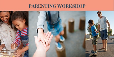 Workshop for Parents of Children Age 4-9 years tickets