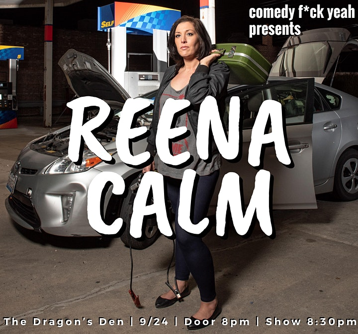 Comedy F#@K Yeah image