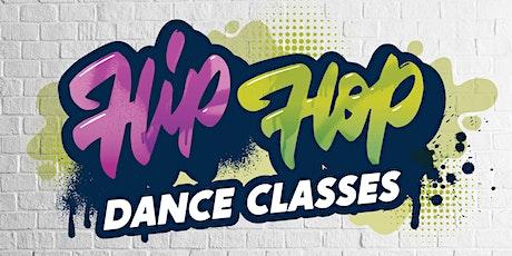 School Holidays - Hip Hop Classes tickets