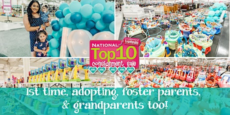 First-time, Foster, Adopting Parents & Grandparents Kids EveryWEAR Presale tickets