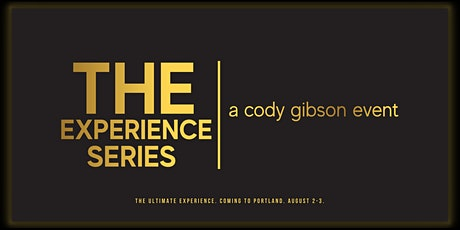 Cody Gibson: The Experience Series tickets