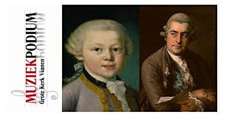 Mozart en de Londense Bach tickets