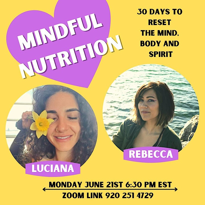 Mindful Nutrition : a virtual guide to better health image