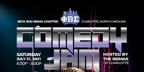 Laughing to Build: A Sigma Comedy Jam tickets