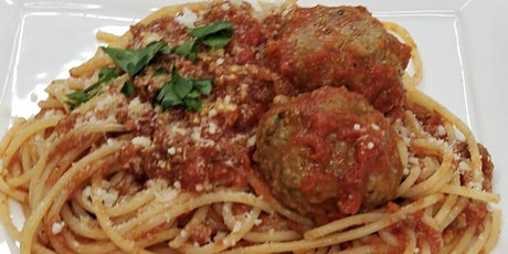 Canada Day Spaghetti and Meatball Take-Home Dinner tickets