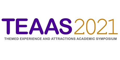 Themed Experience and Attractions Academic Symposium entradas