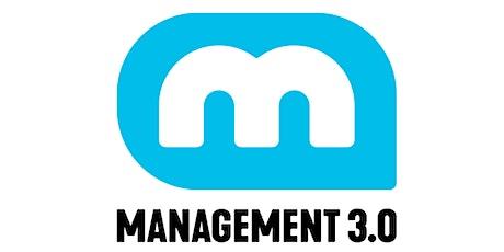 Management 3.0 Online Fundamentals Workshop tickets