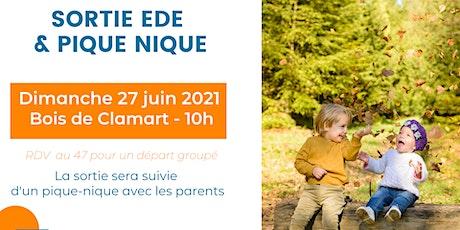 EEDC - Pique nique EDE (Eglise des Enfants) billets